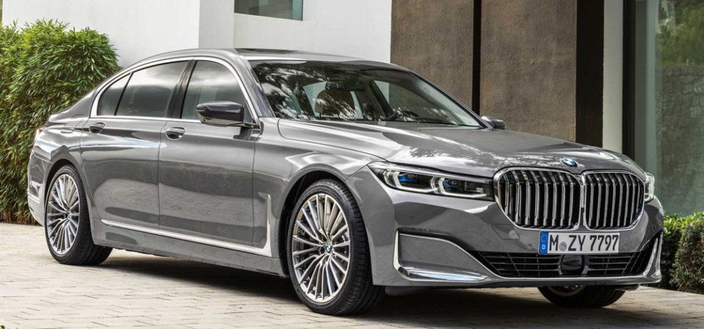 BMW 7シリーズ カタログ PDF
