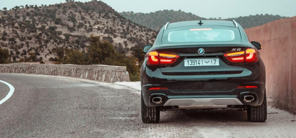 BMW X6 カタログ PDF