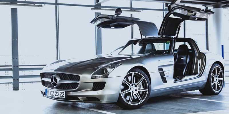 メルセデスベンツ SLS AMG カタログ PDF|オプション一覧