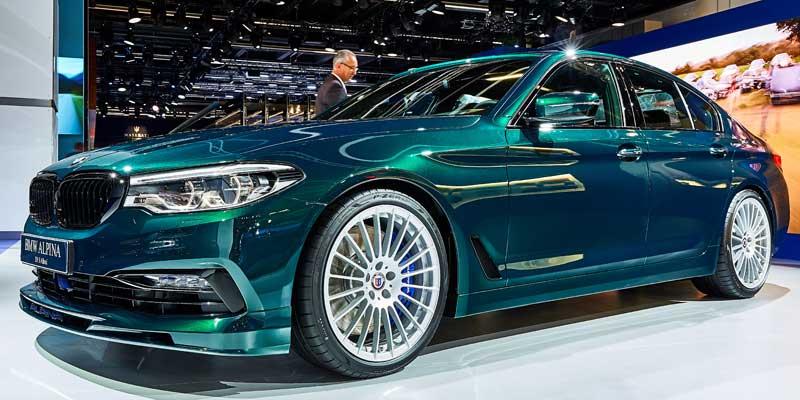 BMW アルピナ D5 公式カタログ/オプション装備一覧