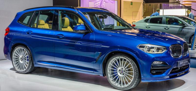 BMWアルピナ XD3 カタログ PDF|オプション装備一覧