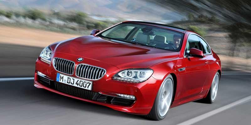 BMW 6シリーズ カタログ PDF|オプション装備一覧