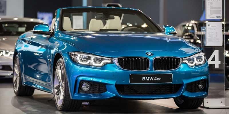 BMW 4シリーズ カタログ PDF|オプション装備一覧
