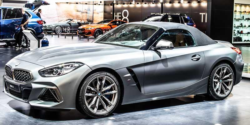 BMW Z4 カタログ PDF|オプション装備一覧