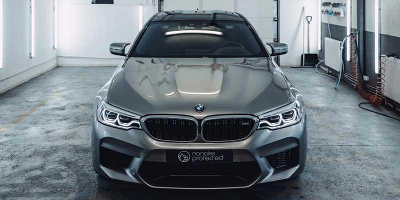 BMW M5 公式カタログ/オプション装備一覧