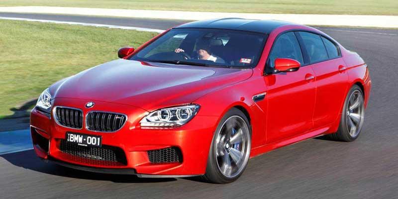 BMW M6 カタログ PDF|オプション装備一覧
