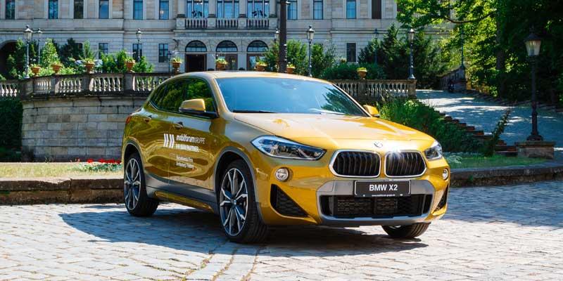 BMW X2 カタログ PDF|オプション装備一覧