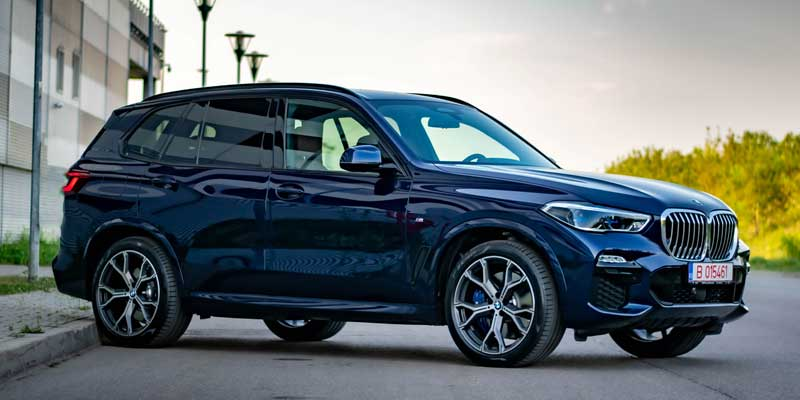 BMW X5 カタログ PDF|オプション装備一覧