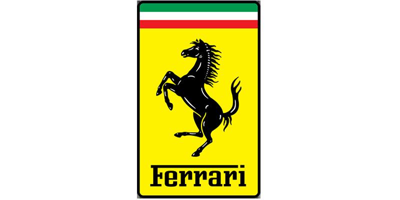フェラーリ カタログ(モデル一覧)