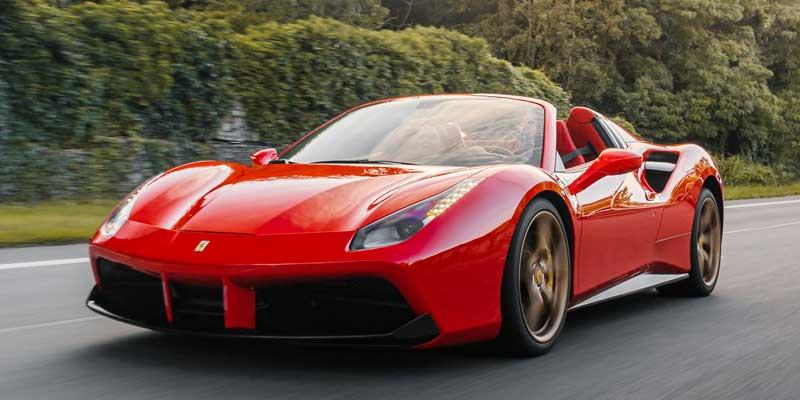 フェラーリ 488 カタログ PDF|オプション一覧